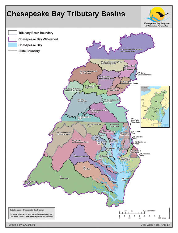 the chesapeake bay watershed Category:chesapeake bay watershed jump to navigation jump to search.
