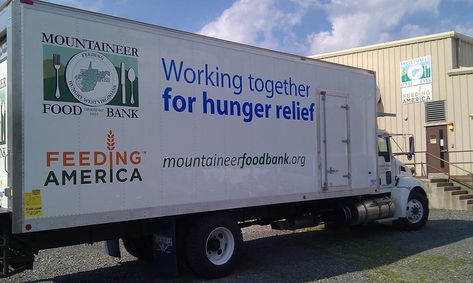 Mountaineer Food Bank Mobile Food Pantry