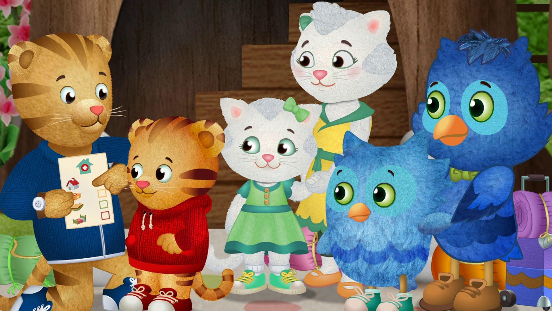 PBS Kids offers new shows for National Preparedness Month   West ...