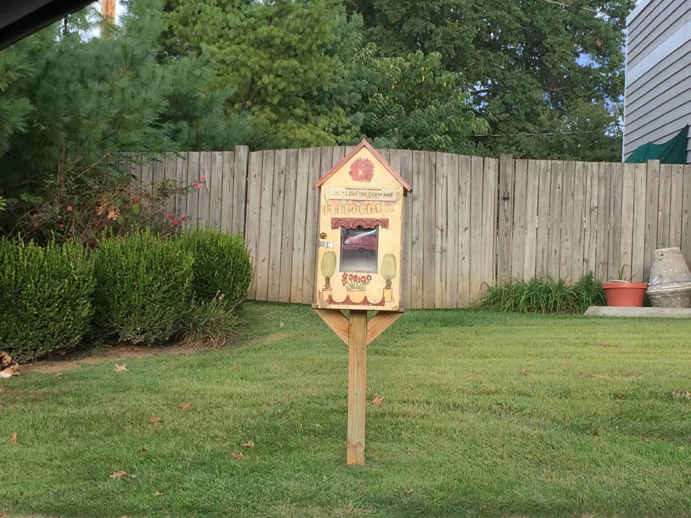 little free libraries popular in huntington west virginia public