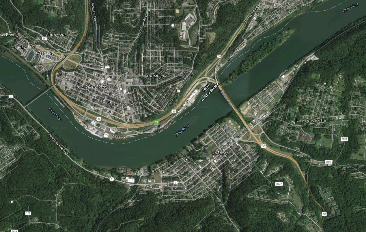 Emergency Officials Confirm Chemical Leak In Ohio River West