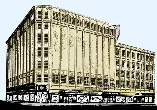 may 3 1960 charleston s diamond department store integrates its lunch counters west virginia. Black Bedroom Furniture Sets. Home Design Ideas