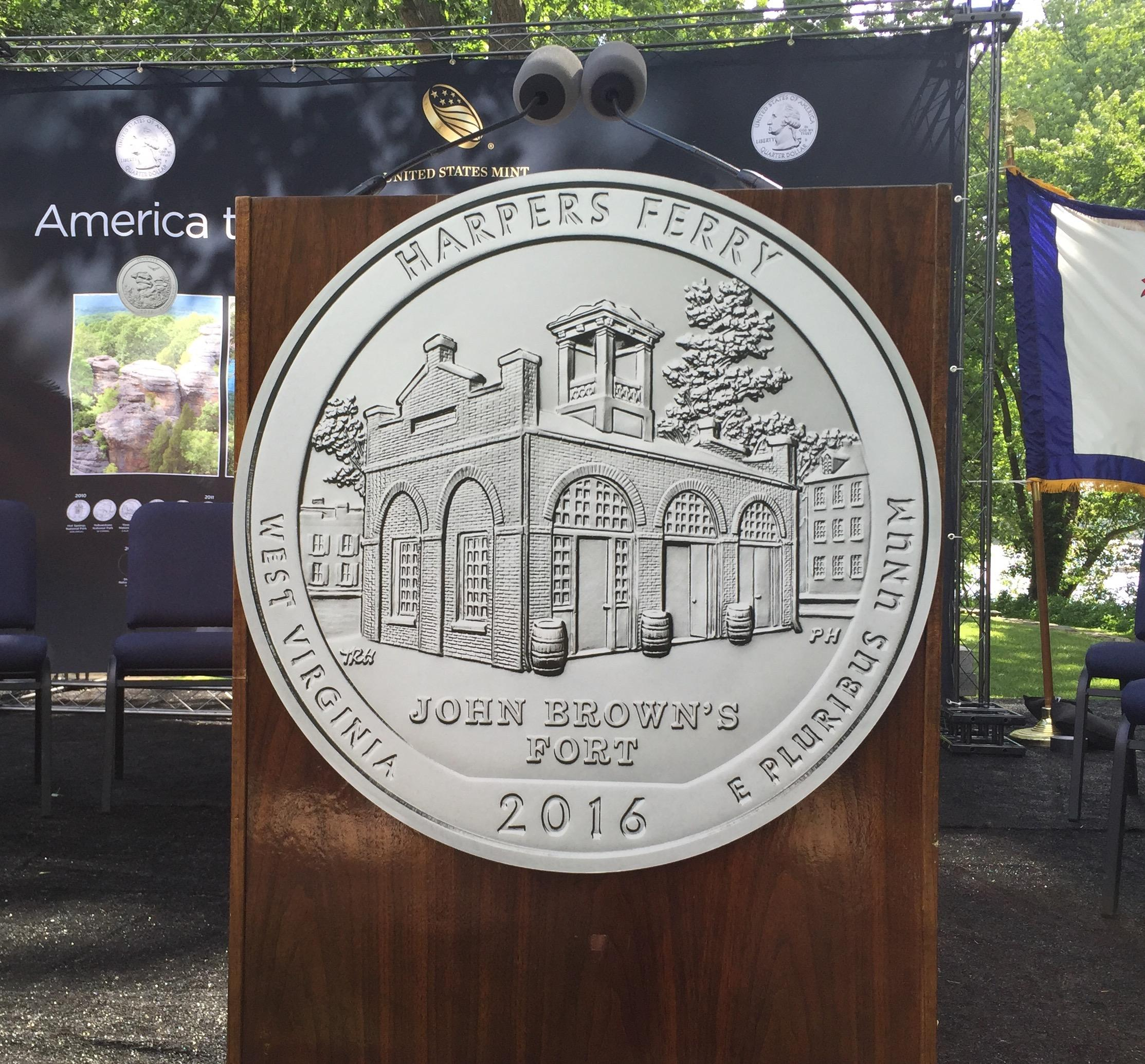 New Quarter Featuring John Brown's Fort Released in ...