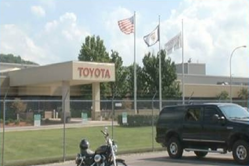 2 Decades Pass Since Toyota Groundbreaking In W Va West