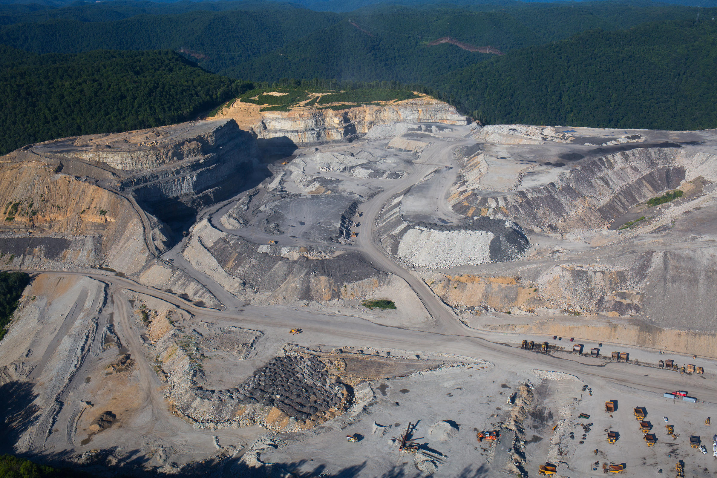 Strip mining reclamation and control act