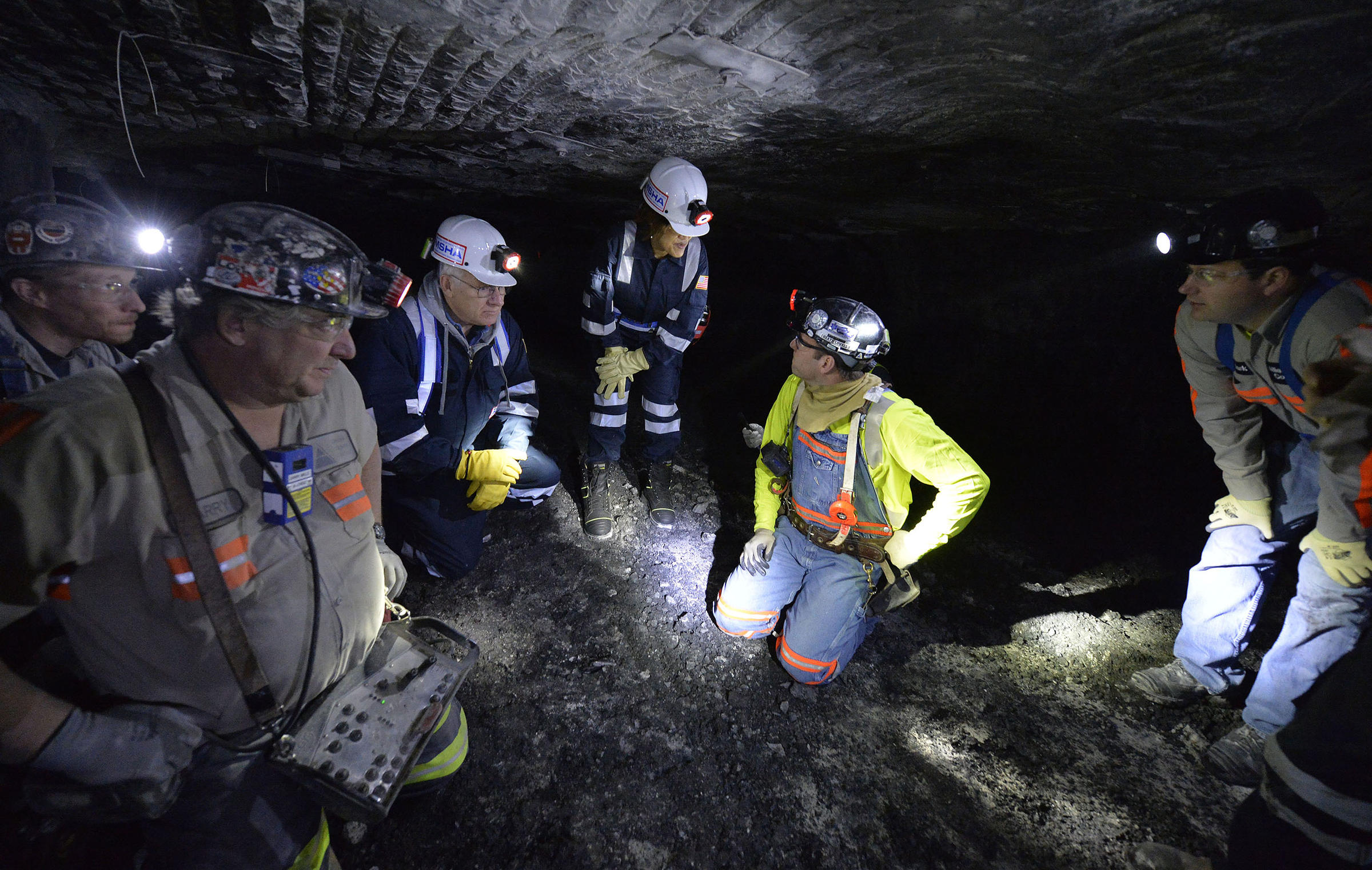 Abandoned Mines To Be Sites For Economic Development