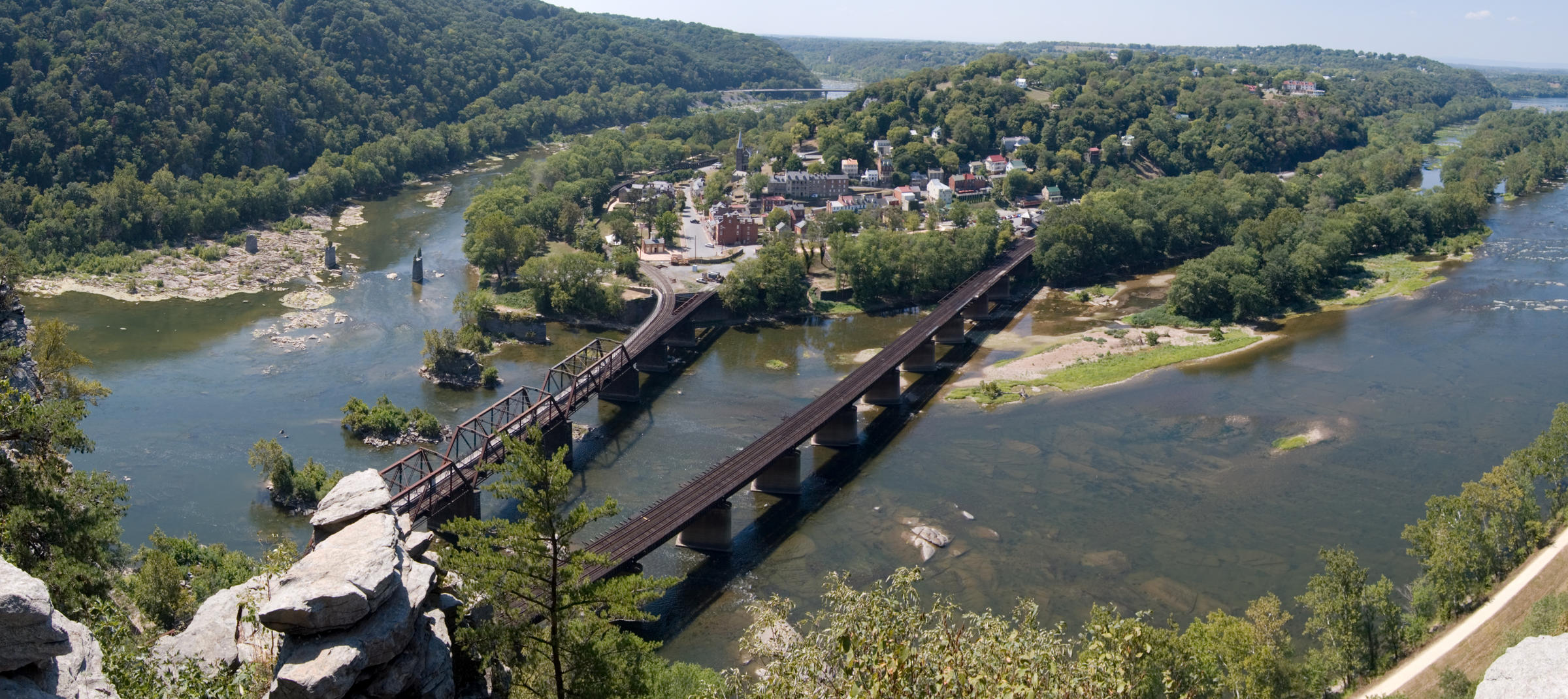 Harpers Ferry Mayor Focused on Infrastructure Improvements ...