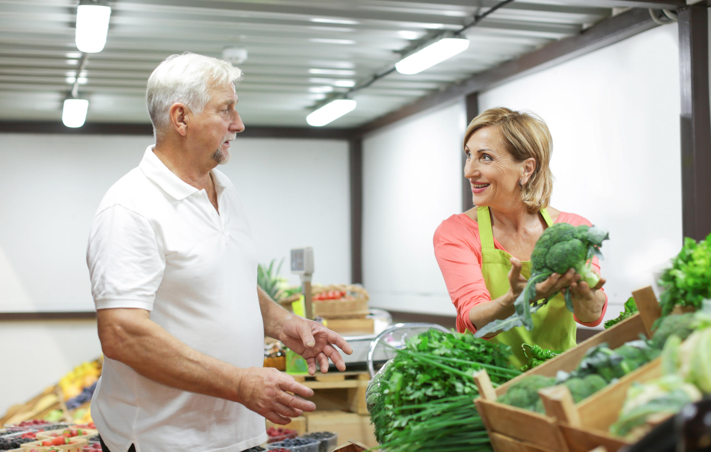 Eating leafy greens may stave off memory loss