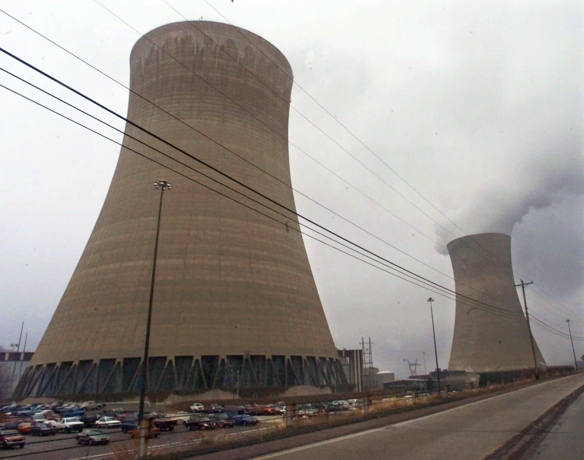 A second nuclear plant in Pa. to shut down, company announces