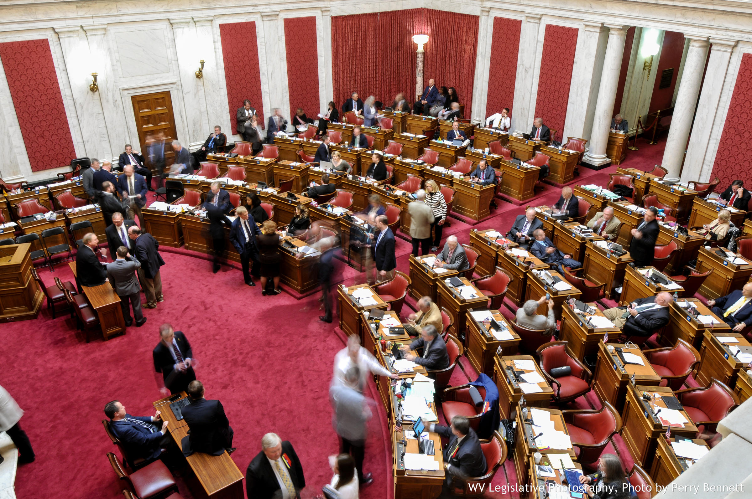 West Virginia Legislature Readies To Complete Budget On