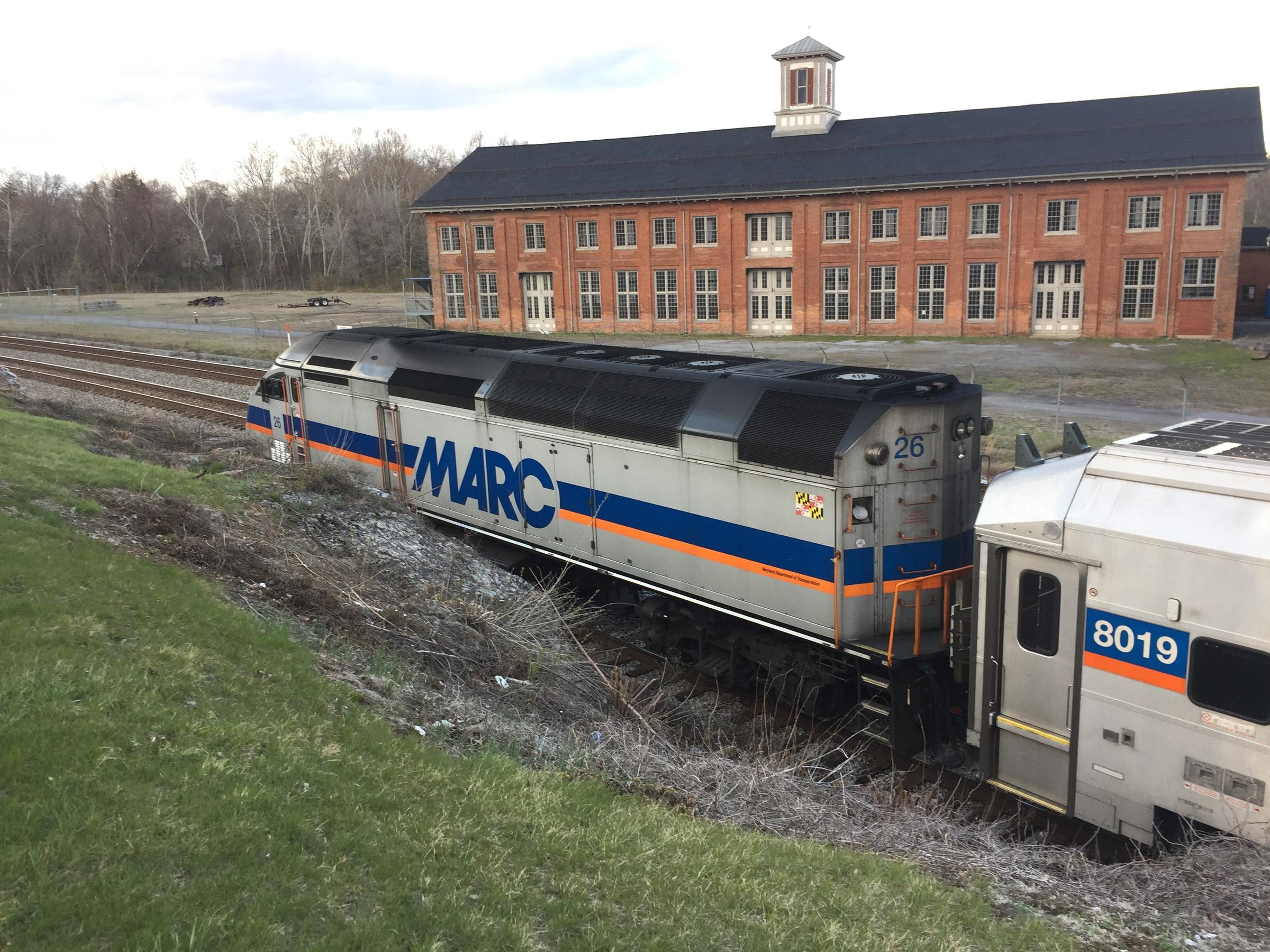 w.va. riders of maryland-based commuter train say they'll likely