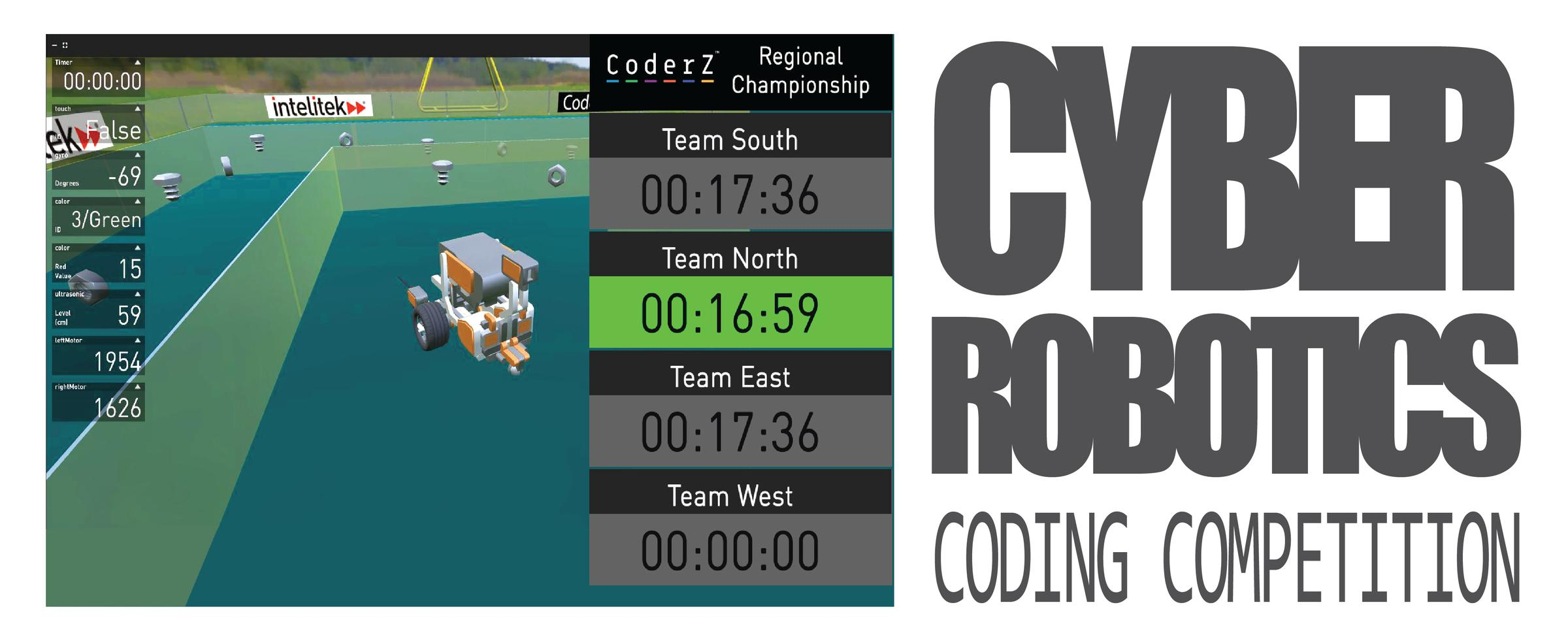 W Va Middle Schoolers To Participate In New Cyber Robotics Coding