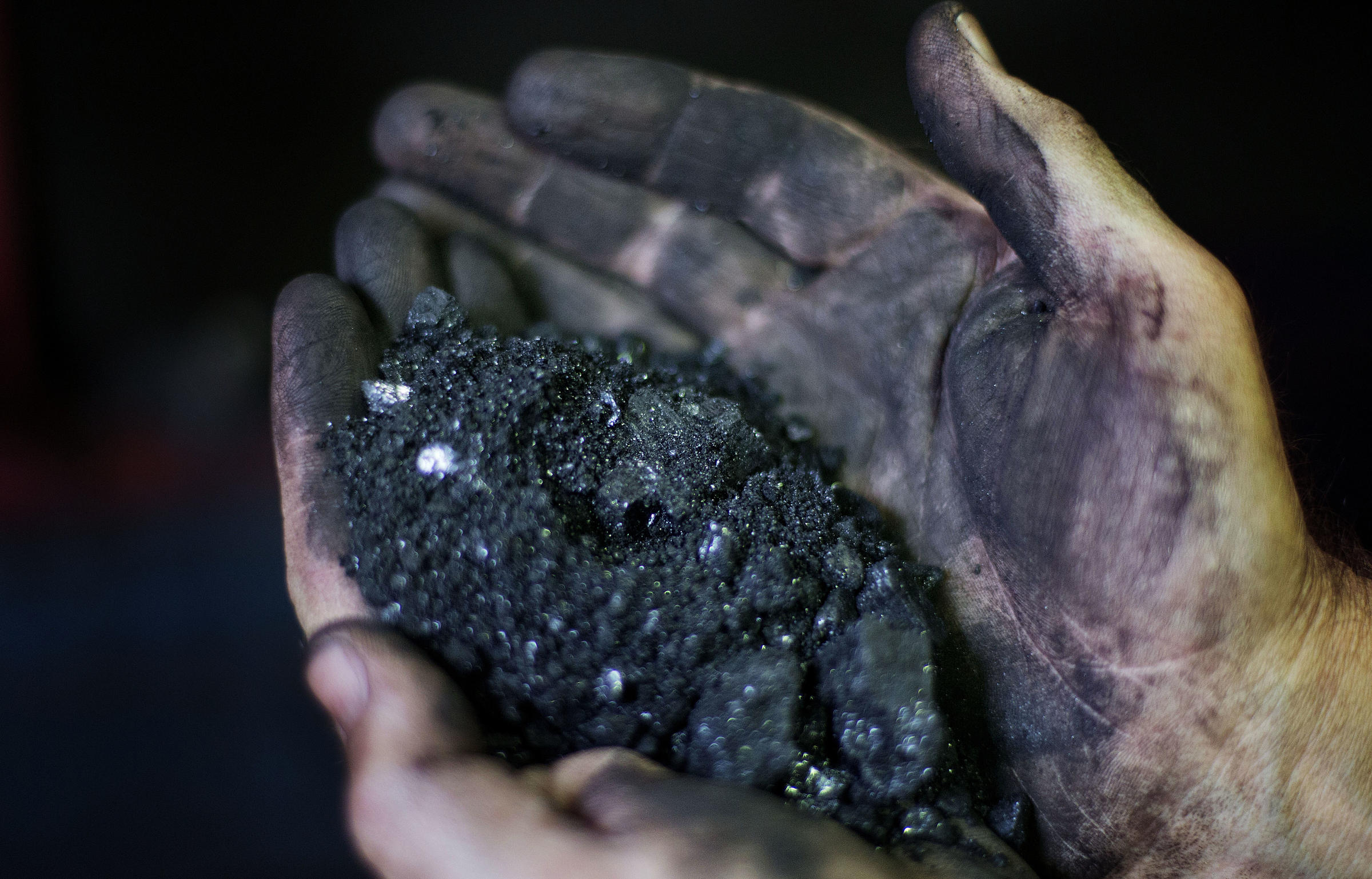 The Coal Industry Is At Its Lowest Point Since 1979