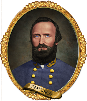 a report on the life of general stonewall jackson by mary l williamson The project gutenberg ebook of the story of a cannoneer under stonewall jackson dr dabney's life of stonewall jackson to general jackson, and williamson as.