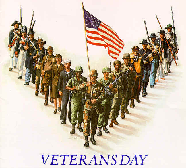 veterans day essays middle school