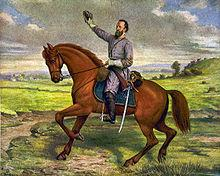 "Illustration of Andrew ""Stonewall"" Jackson"