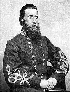 Confederate General Hood