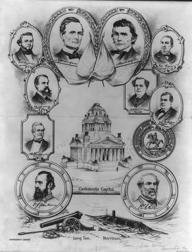 Confederate politicians