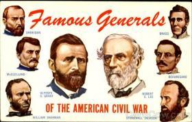 Famous generals