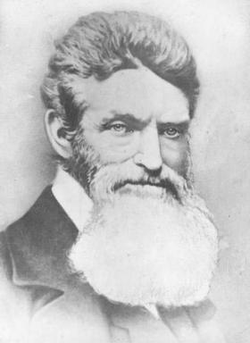 Abolitionist John Brown