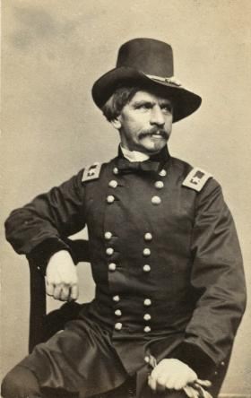 Union General Nathaniel Banks