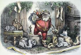 Thomas Nast's Santa Claus