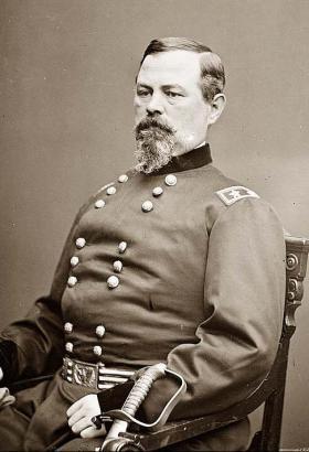 Union Brigadier General McDowell