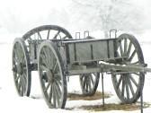 War Wagon in snow