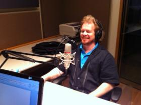 David Stewart Wiley visits WVTF/RADIO IQ.