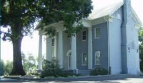 Compton- Bateman house in better days.