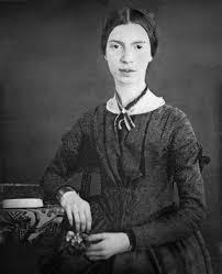 Digitally restored daguerreotype of Emily Dickinson, 1847