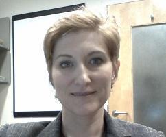 Natalia Toporikova, Assistant Professor of Biology