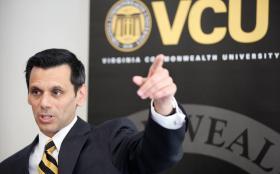 VCU President Michael Rao