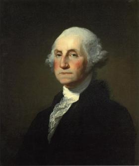 Portrait of George Washington by Gilbert Stuart Williamstown