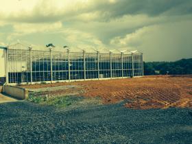Greenhouse in Waynesboro.