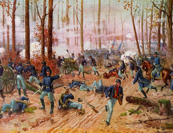 the battle of shiloh essay