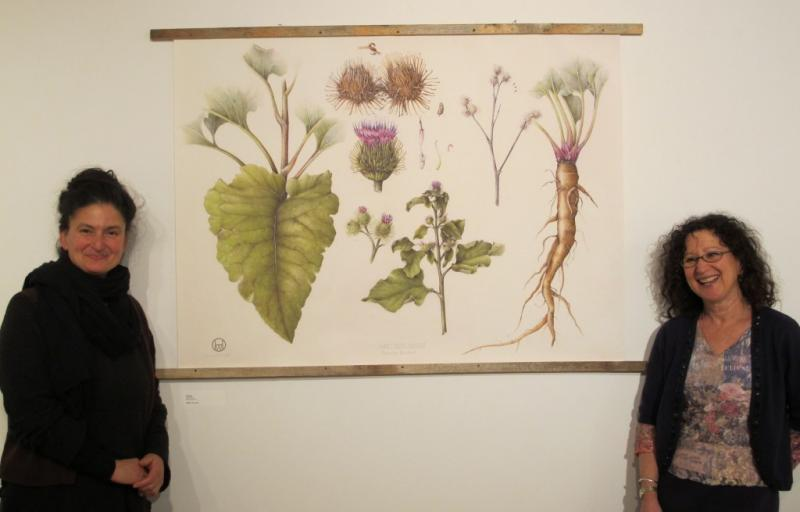 Dina Falconi & Wendy Hollender, Collaborators of Foraging & Feasting