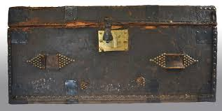 Wedding Trunk from Martha Washington: A Gift to Her Granddaughter, 1795