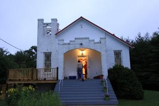 Wild Goose Church, Floyd County