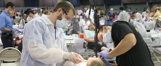 Remote Area Medical, Wise, VA