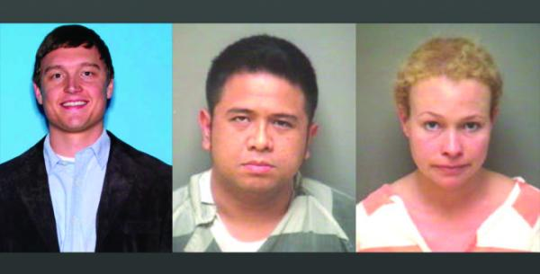 Alan Jones, Mark Bernardo, and Kelly McPhee pled guilty to manufacturing fake IDs.