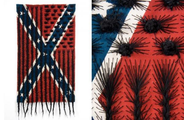 Black Hair Flag