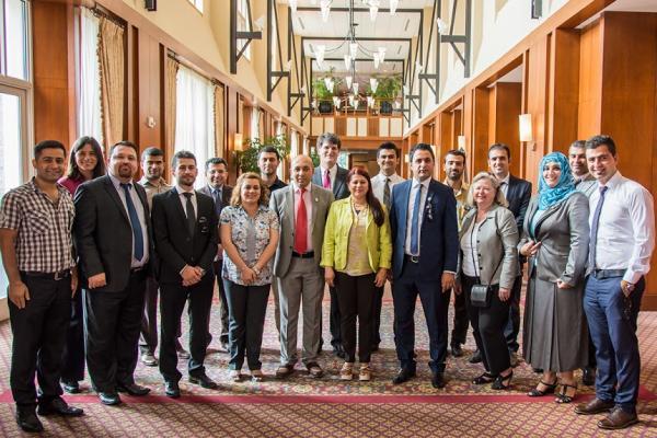 Iraqi Kurdistan Rural University Partnership Program