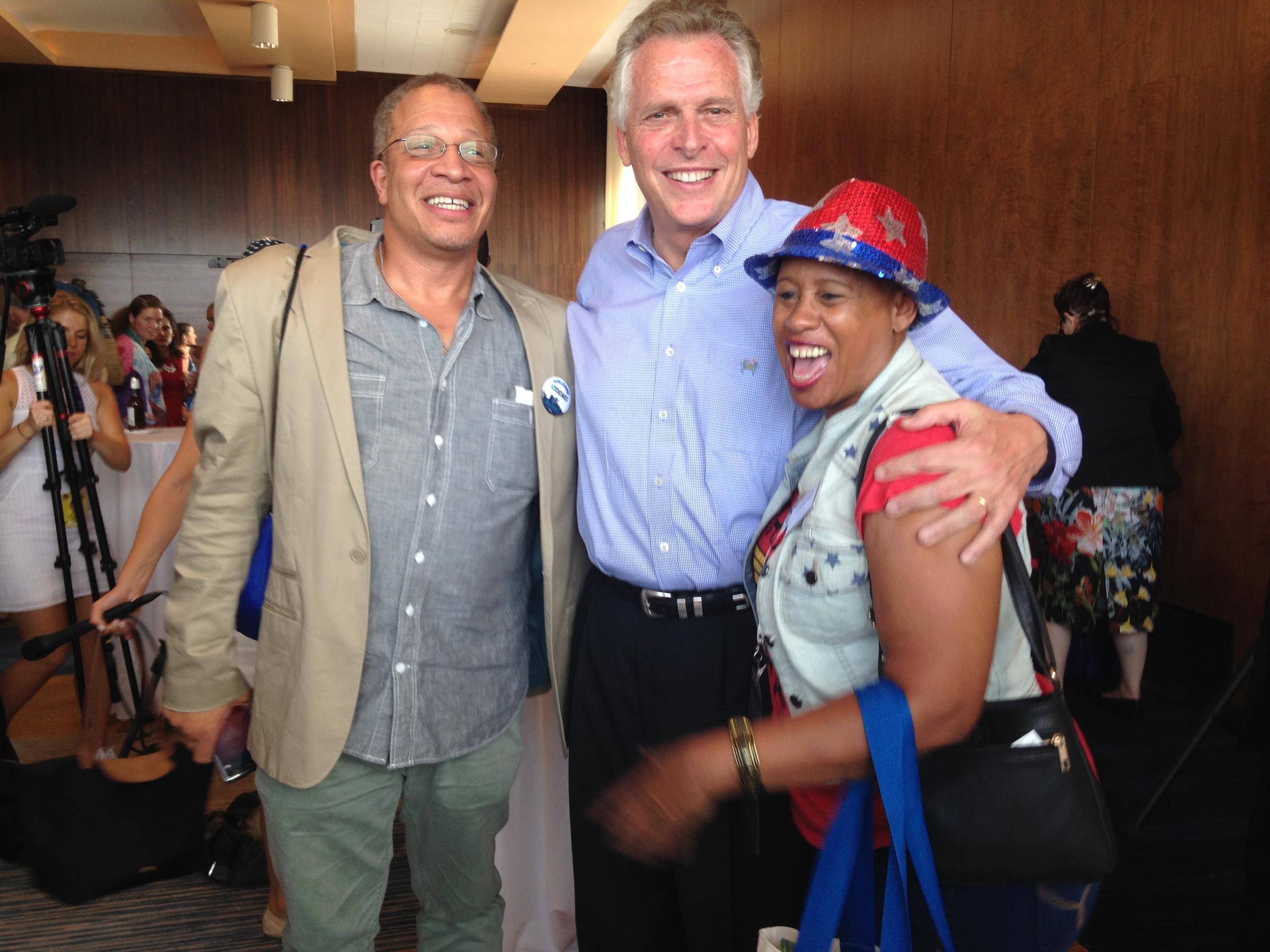 After ruling, McAuliffe moves to restore rights individually
