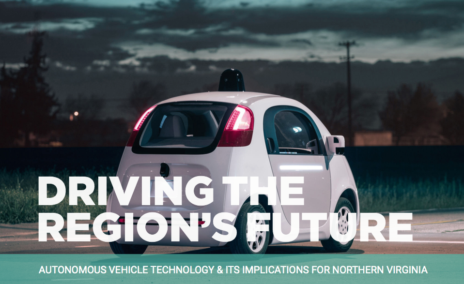 Northern Virginia Poised to Become Leader in Driverless ...