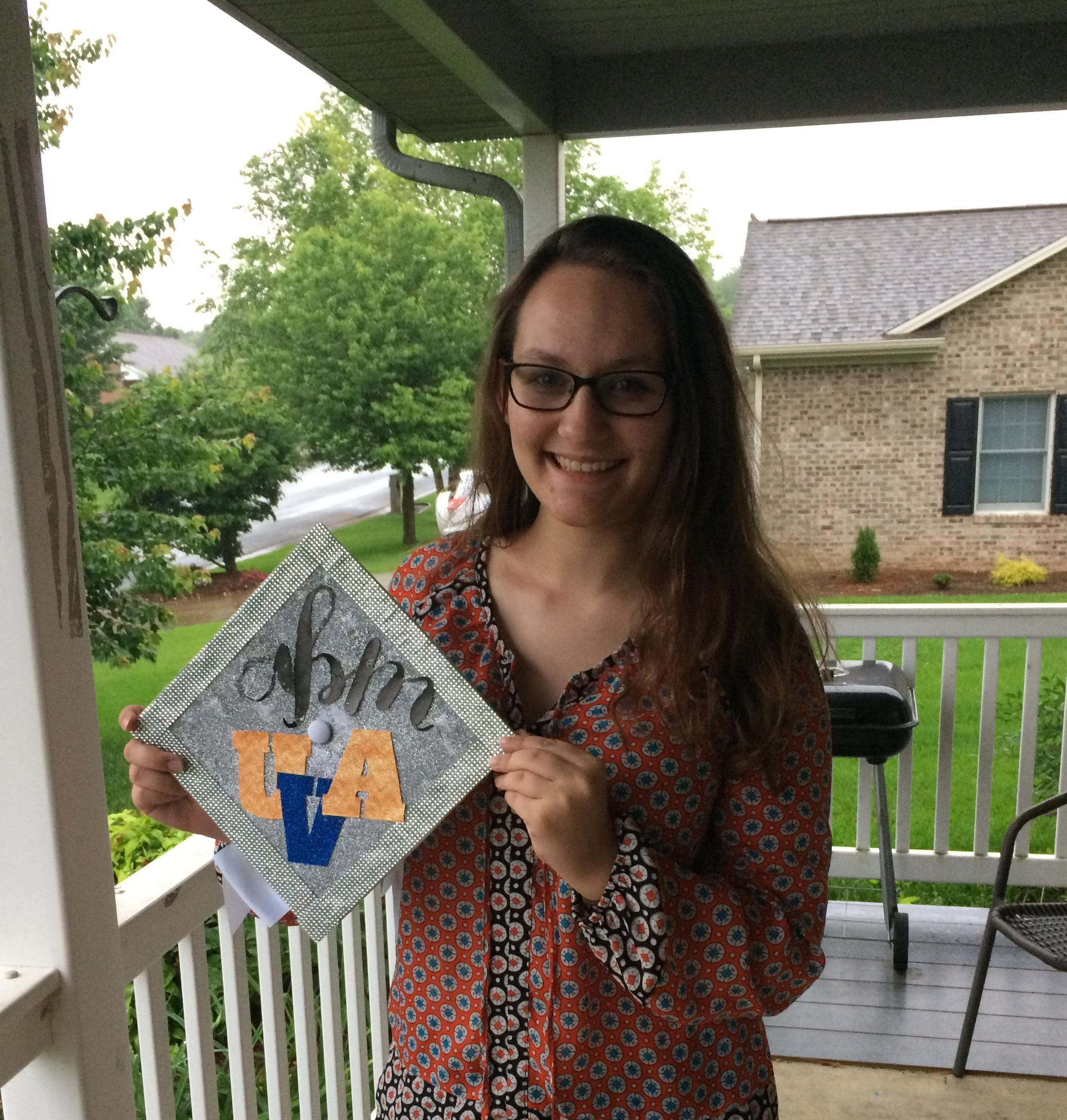 Recycling Graduation Caps and Gowns | WVTF