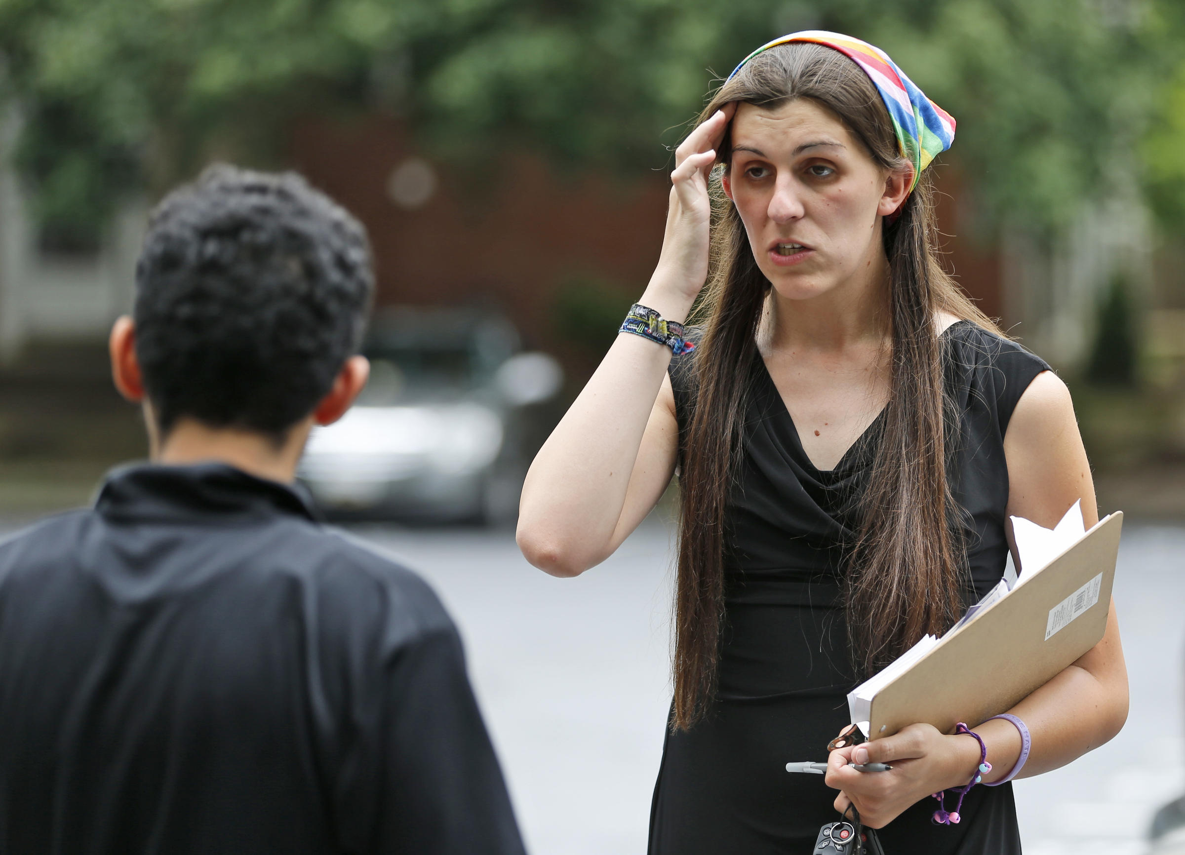 transgendered in northern virginia