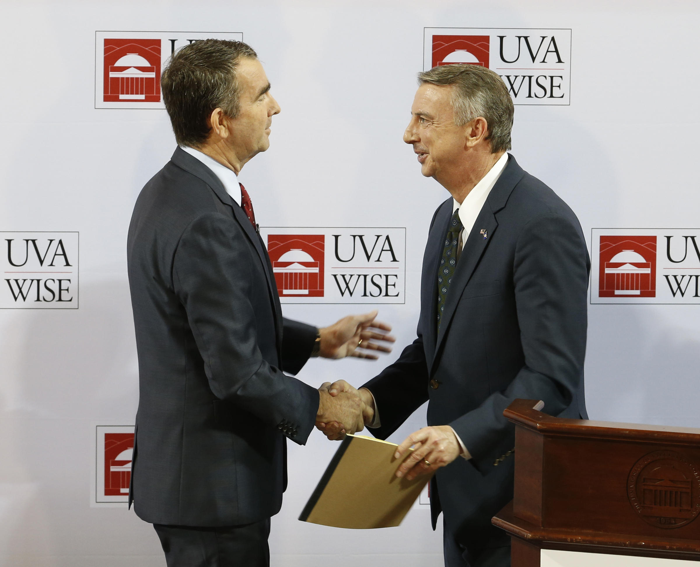 Final Debate for Virginia Governor the Most Intense