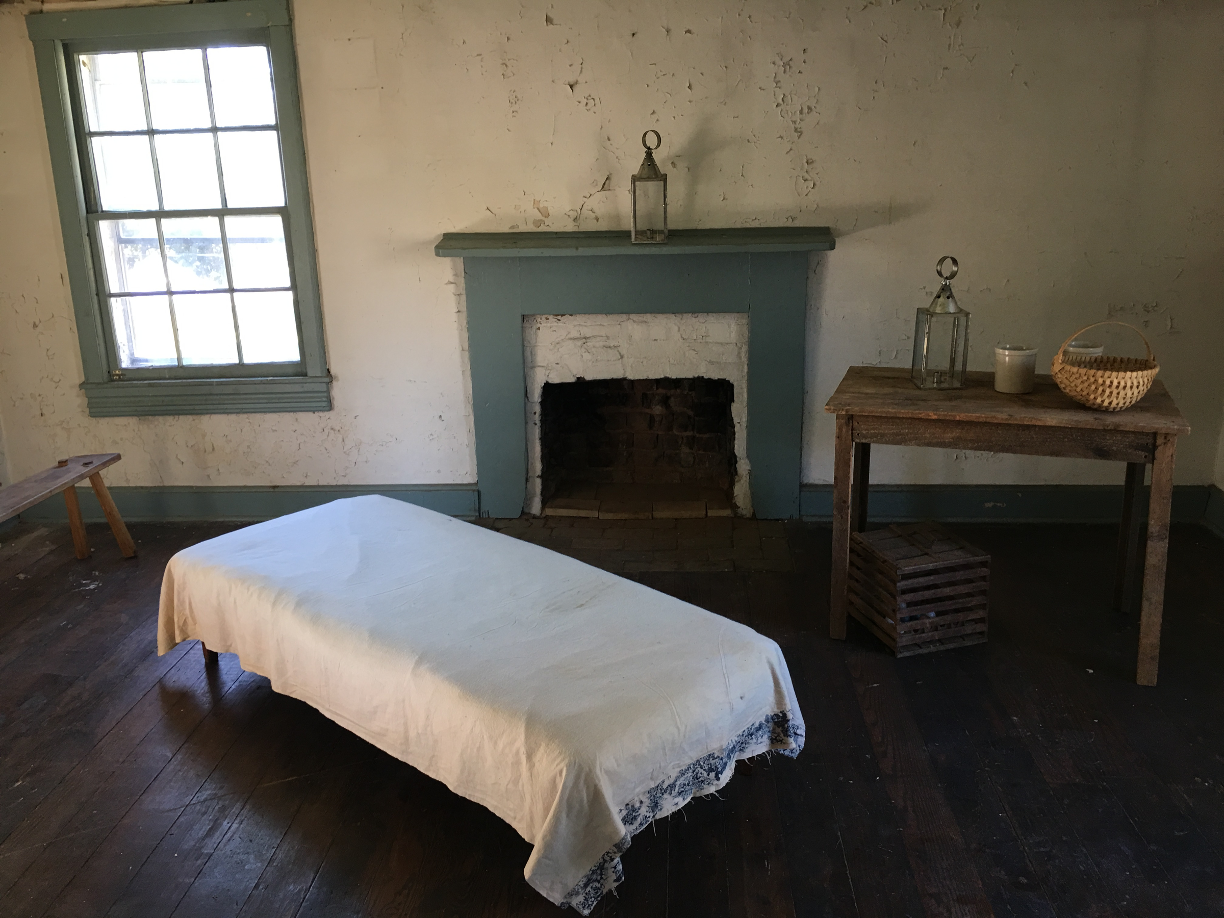 The Upper Floor Of Monterey Dwellings. As Part Of A Capstone Course, RC  Students Are Working With Professionals To Restore The Site To Its Original  State.