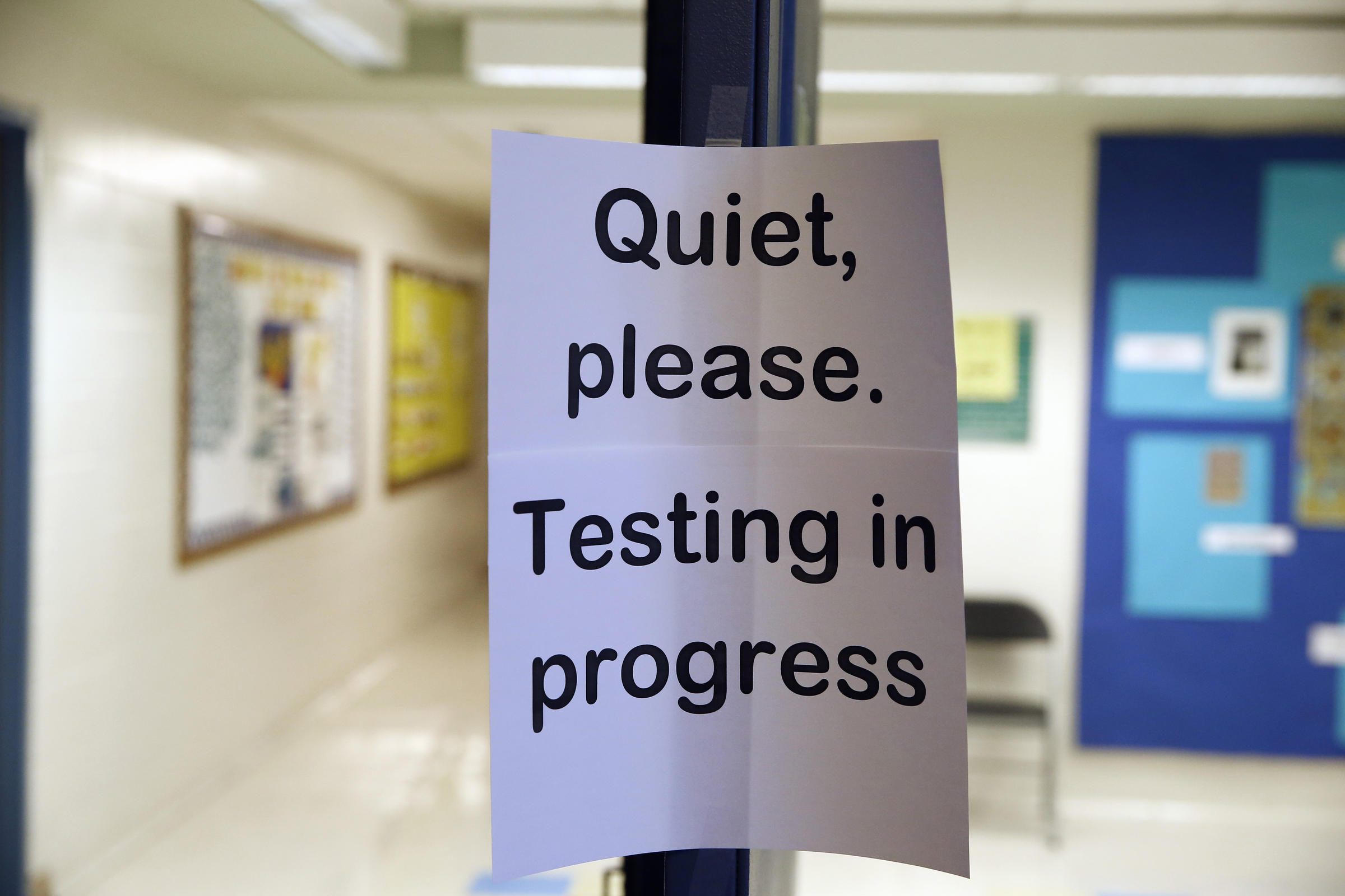 Heres Why We Dont Need Standardized >> The On Going Debate Over Standardized Testing In Virginia Wvtf